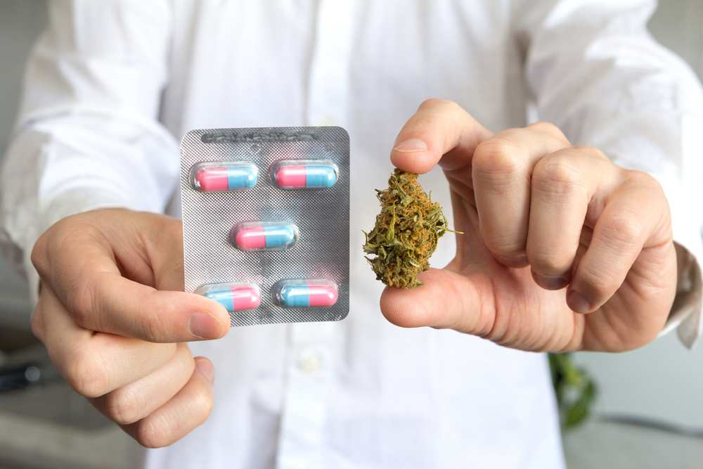 Battling pain? Cannabis can provide you with relief in quarantine