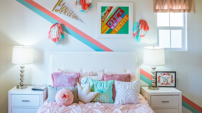 5 Creative Ways to Decorate Your Child's Bedroom